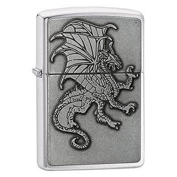 """Briquet Zippo Dragon """"Dragon Gothique - Véritable Zippo"""