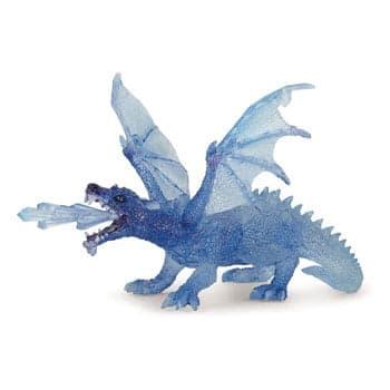 Figurine Dragon de Cristal