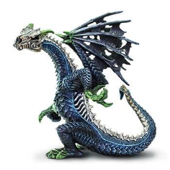 Figurine Dragon Liche