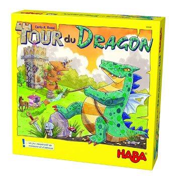 Jeu pour Enfant - La Tour du Dragon