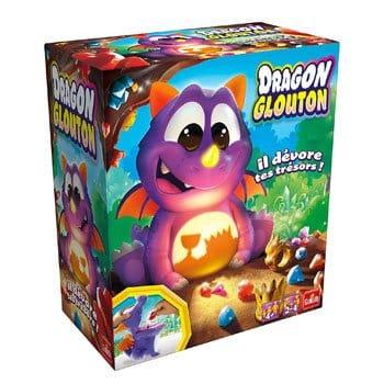 Jeu pour Enfants - Dragon Glouton