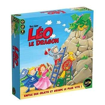 Jeu pour Enfants - Léo le Dragon