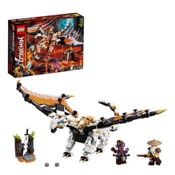 Set de construction LEGO Ninjago - le Dragon de Wu