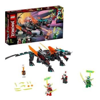 Set de construction LEGO Ninjago - Le Dragon de l'Empire