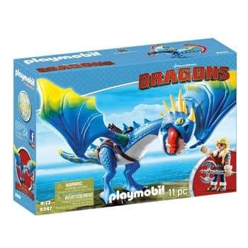 Playmobil Dragons - Astrid et Tempête
