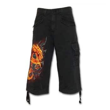 Pantacourt Dragon de feu (Spiral)