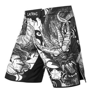 Short d'entraînement Dragon asiatique pour homme (Lafroi)