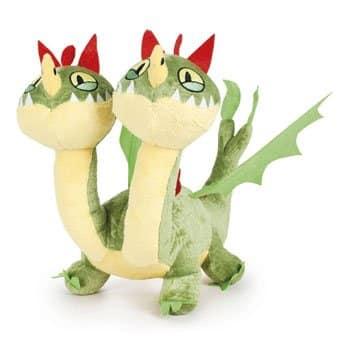 Peluche Prout et Pète (Dragons - How To Train Your Dragon)