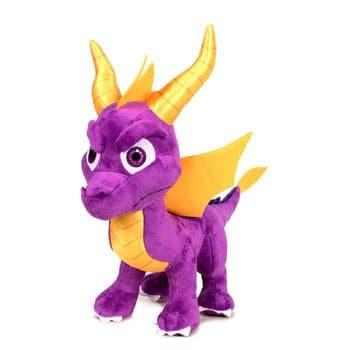 Peluche Spyro le Dragon