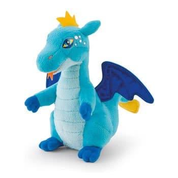 Peluche Mini Dragon Bleu (Trudi)