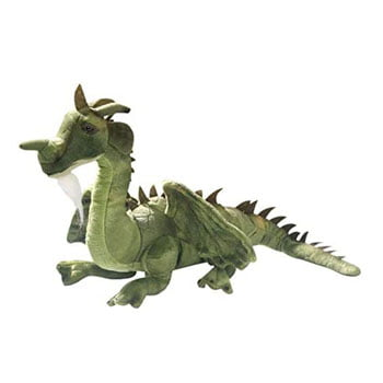 Peluche Grand Dragon Vert (Carl Dick Collection)