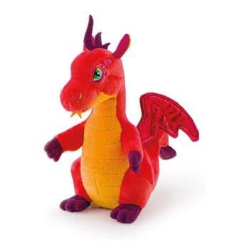 Peluche Mini Dragon Rouge (Trudi)