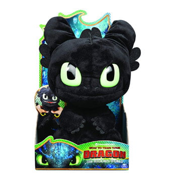 Peluche Krokmou Deluxe Grogneuse (Dragons – How To Train Your Dragon)