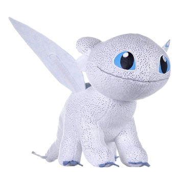 Peluche Furie Éclair Phosphorescent (Dragons – How To Train Your Dragon)