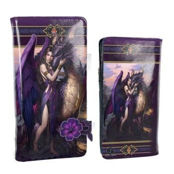 """Portefeuille """"Dragon Sanctuary"""" - Design officiel James Ryman"""