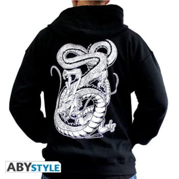 Sweat à capuche zippé Shenron Dragon Ball Z - ABYStyle