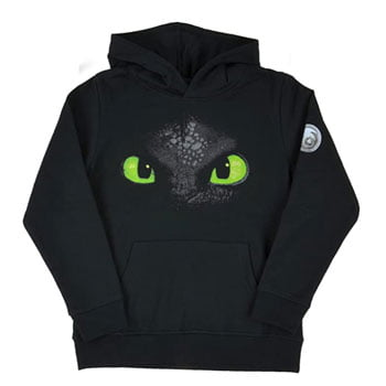 Sweat à capuche Krokmou (Dragons - How To Train Your Dragon)