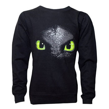 Pull Krokmou (Dragons - How To Train Your Dragon) à col rond