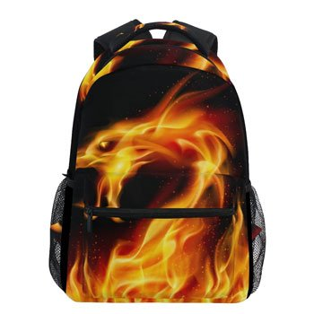 Sac à dos Dragon Flamboyant