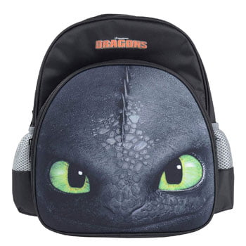 Sac à dos Krokmou (Dragons - How To Train Your Dragon)