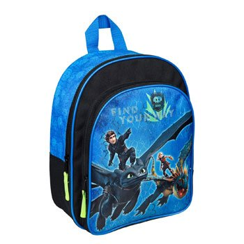 Sac à dos Dragons - How To Train Your Dragon