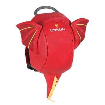 Sac à dos Dragon avec ailes et queue