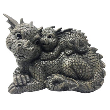 Dragons de jardin : Découvrez toute la gamme MystiCalls Dragons Mignons