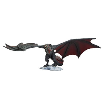 Figurine Dragon Drogon Game of Thrones - Licence officielle HBO