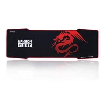 Grand Tapis de souris Dragon rouge extra large 88,9 x 30,5 cm pour gamers