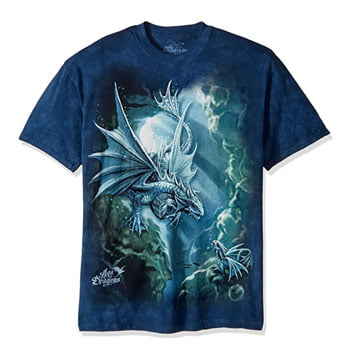 "T-Shirt ""Water Dragon"" Anne Stokes - The Mountain"