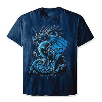 "T-Shirt ""Skull Dragon"" - The Mountain"