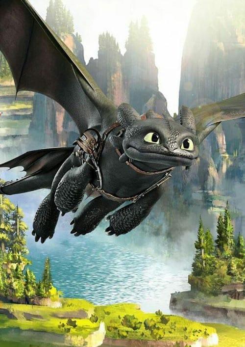 Figurines du film Dragons Krokmou & Harold